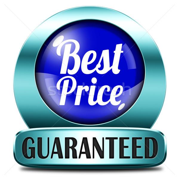 Legjobb ár címke ikon legjobb eladó olcsó Stock fotó © kikkerdirk