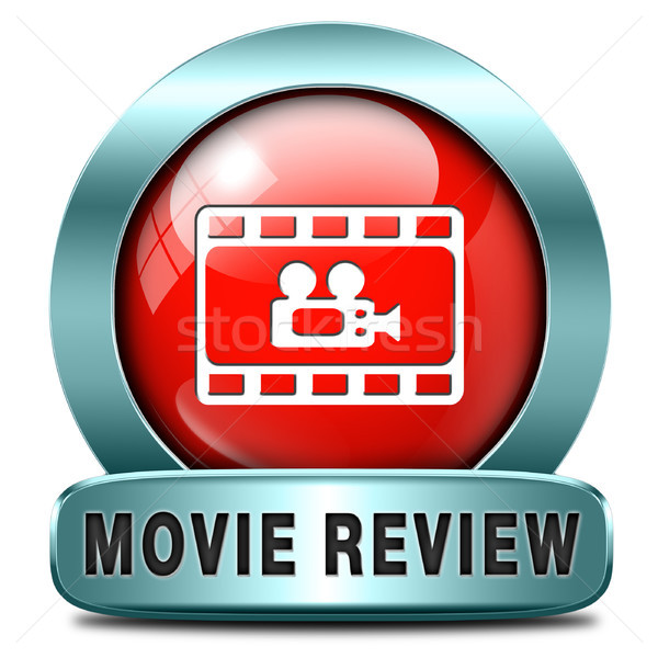movie review Stock photo © kikkerdirk