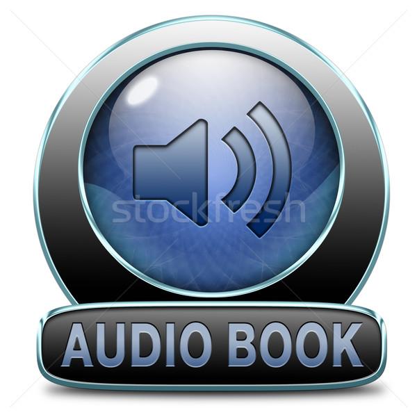 Stock photo: audiobook