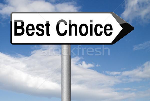 最良の選択 信頼性 ラベル 信頼性のある 先頭 品質 ストックフォト © kikkerdirk