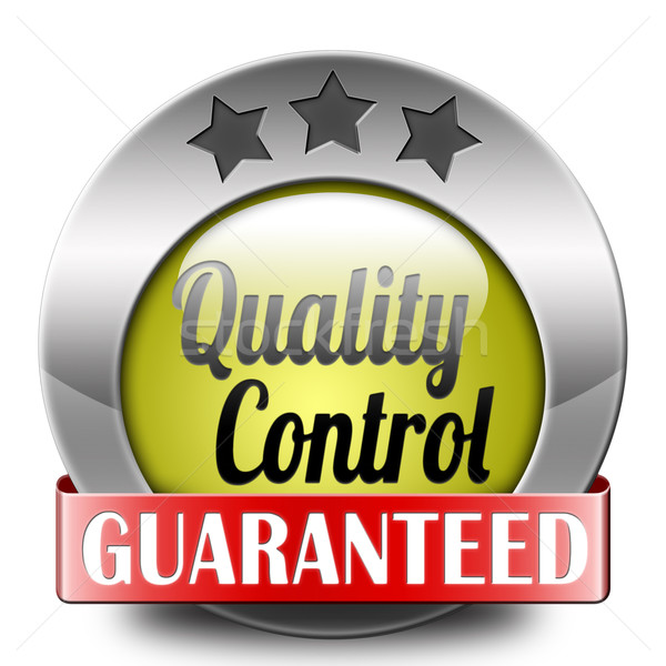 Quality control Stock photo © kikkerdirk