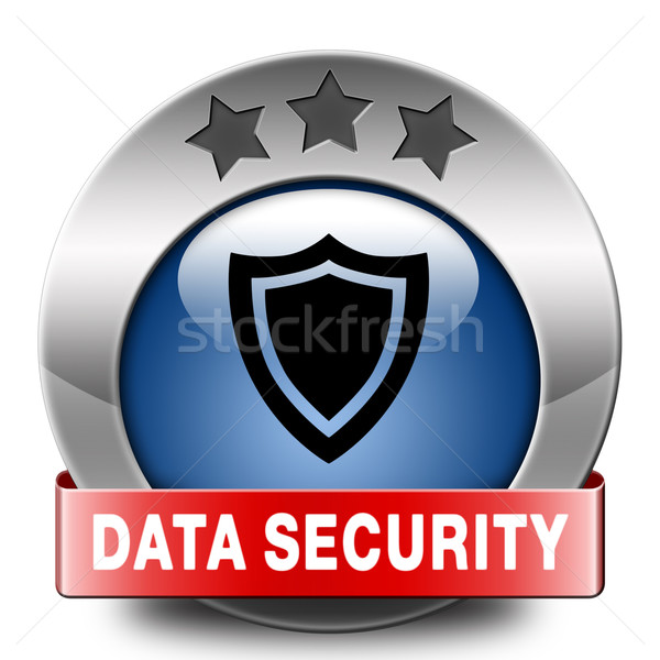 data security Stock photo © kikkerdirk