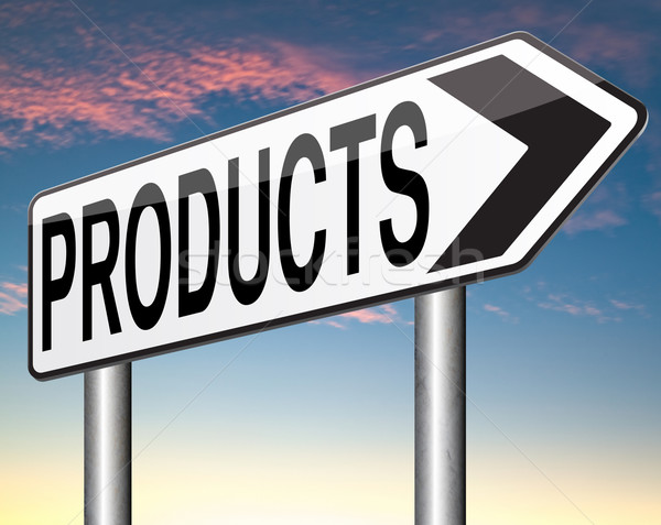 Termékek vásár online internet háló bolt Stock fotó © kikkerdirk