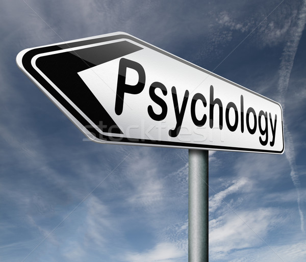 psychology Stock photo © kikkerdirk