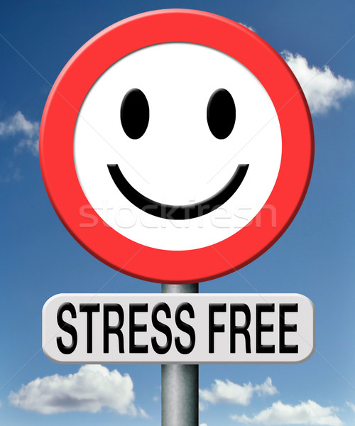stress free Stock photo © kikkerdirk