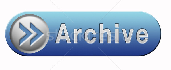 Archief knop groot digitale gegevensopslag persoonlijke Stockfoto © kikkerdirk