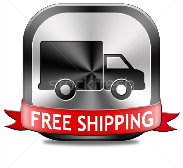 free shipping package delivery Stock photo © kikkerdirk
