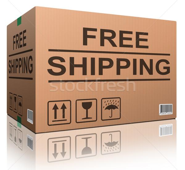 Сток-фото: доставки · порядка · веб · магазин