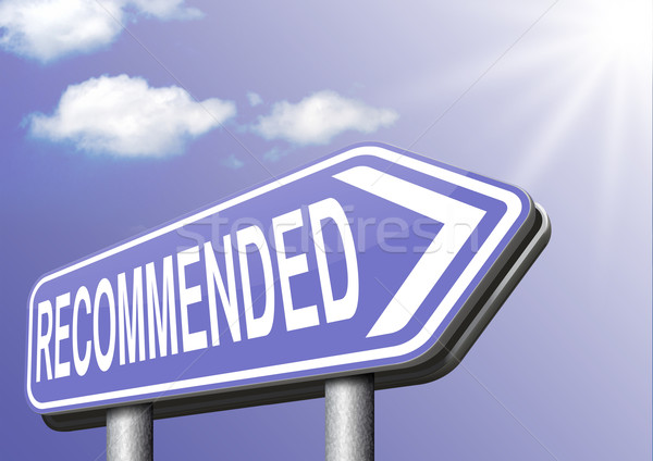 recommended Stock photo © kikkerdirk