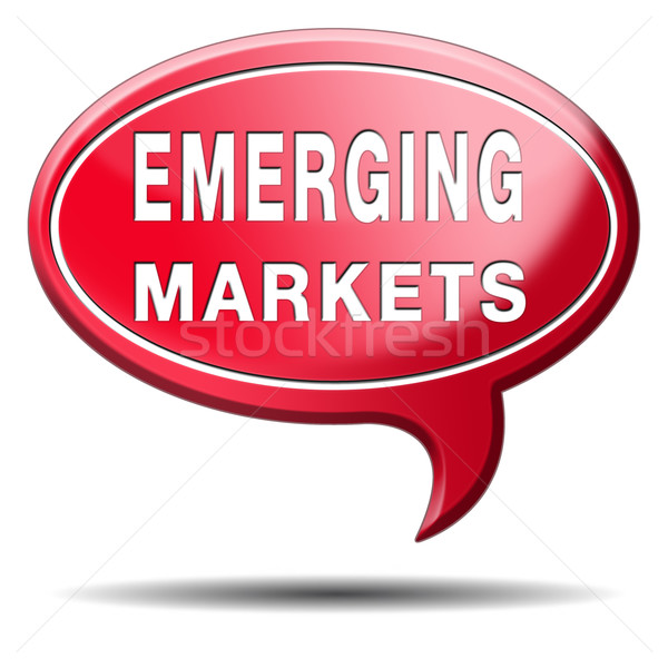emerging markets Stock photo © kikkerdirk