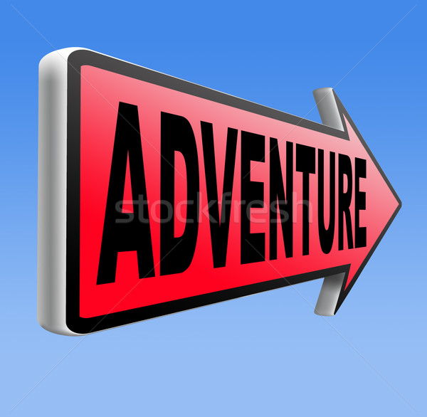 冒険 旅行 世界 冒険好きな 屋外 ストックフォト © kikkerdirk