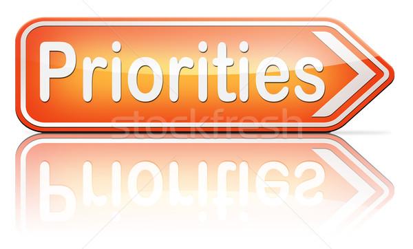 ストックフォト: 重要 · 高い · 切迫 · 情報をもっと見る · 情報