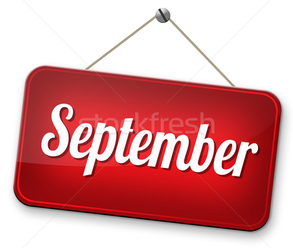 Stock photo: September