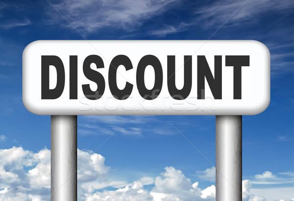 discount Stock photo © kikkerdirk