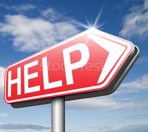 Photo stock: Aider · recherché · recherche · trouver · soutien · besoin