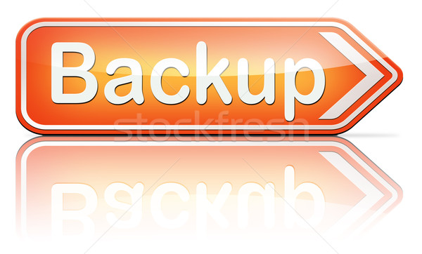 backup data Stock photo © kikkerdirk