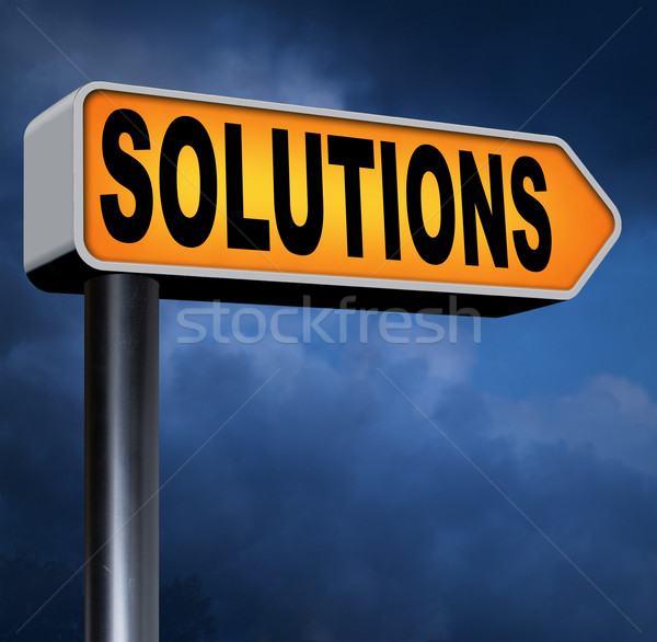 finding a solution to the problem Find the problem that you actively want to solve, that you are best suited to solve and that has significant opportunity built-in before you start to build your company, you need to define your problem and explain your solution this is the thing you'll be telling to investors, friends, partners and.