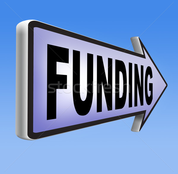 funding Stock photo © kikkerdirk