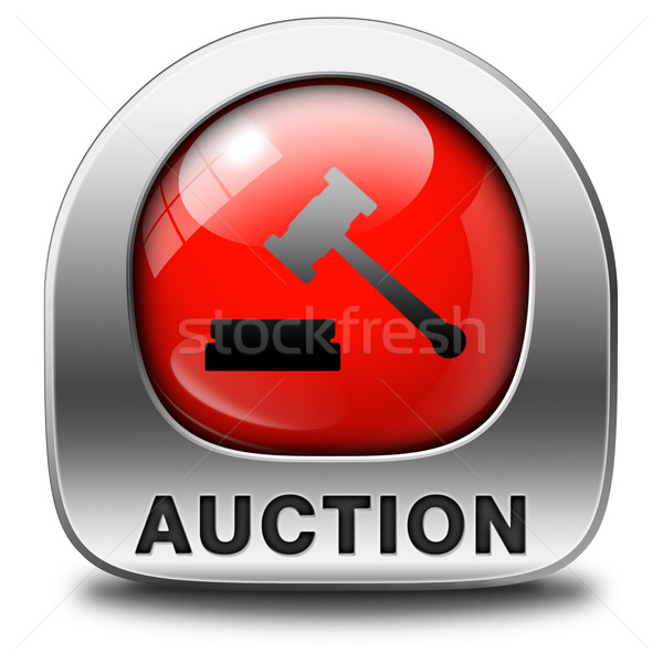 auction Stock photo © kikkerdirk
