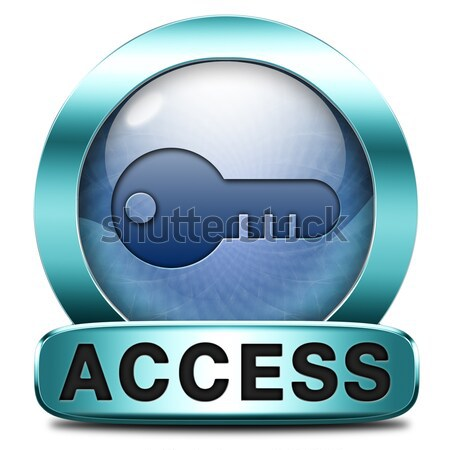 access Stock photo © kikkerdirk