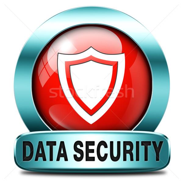 data security Stock photo © kikkerdirk