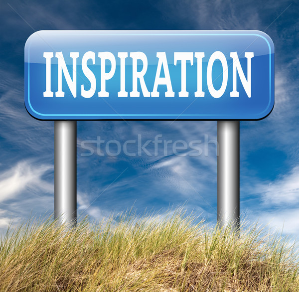 Inspiration Stock photo © kikkerdirk