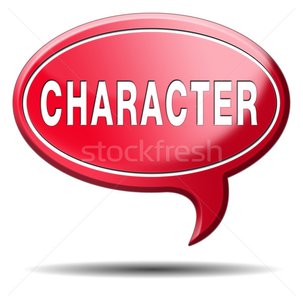 character Stock photo © kikkerdirk