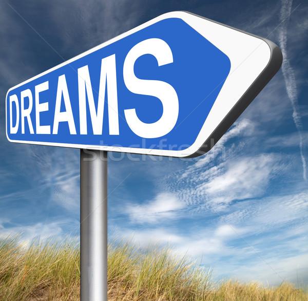 your dreams Stock photo © kikkerdirk