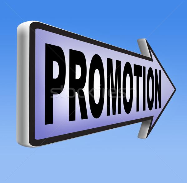 promotion Stock photo © kikkerdirk