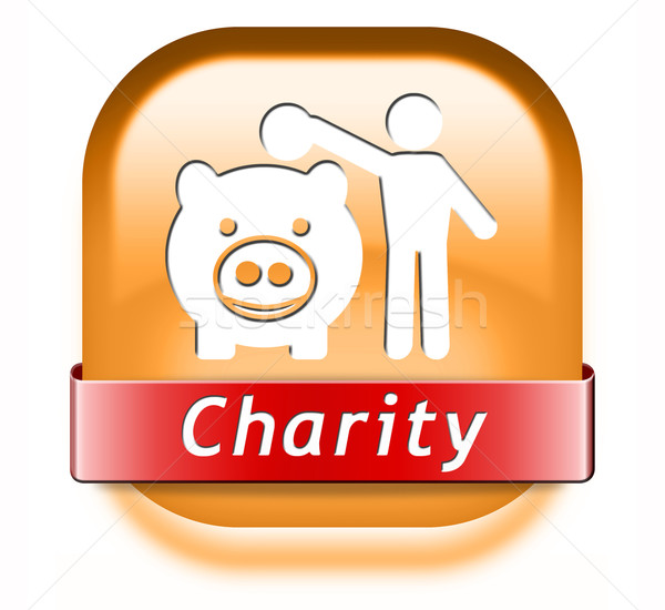 charity Stock photo © kikkerdirk