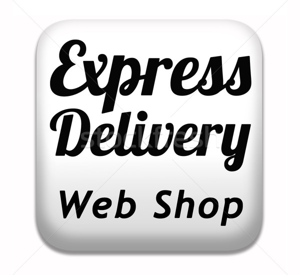 express delivery web shop Stock photo © kikkerdirk