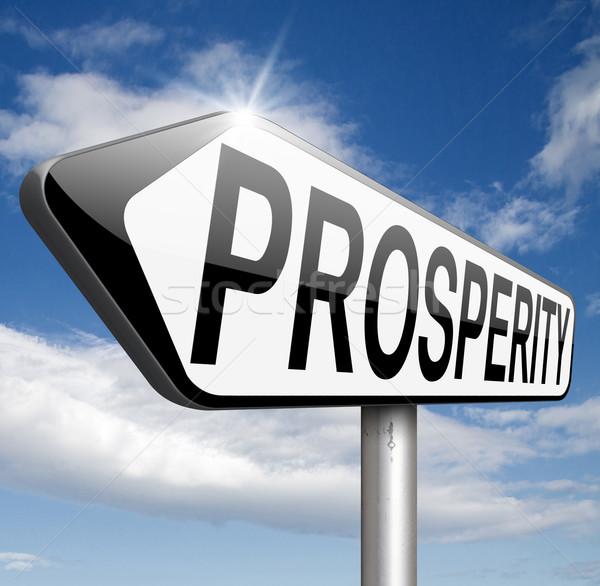 prosperity Stock photo © kikkerdirk