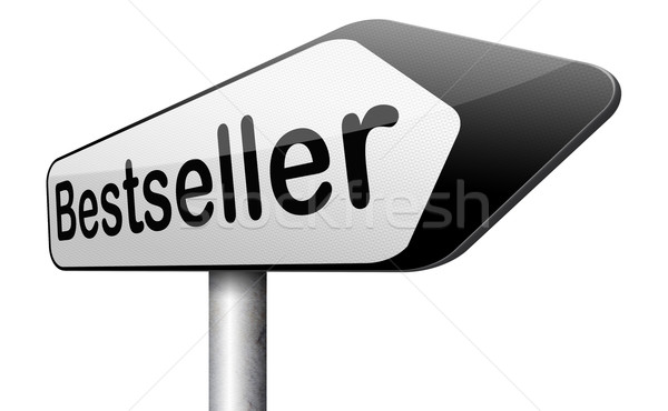 bestseller Stock photo © kikkerdirk
