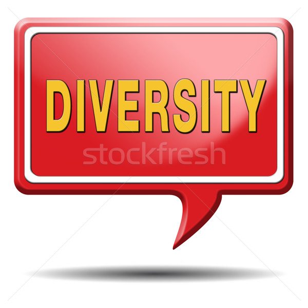 diversity Stock photo © kikkerdirk