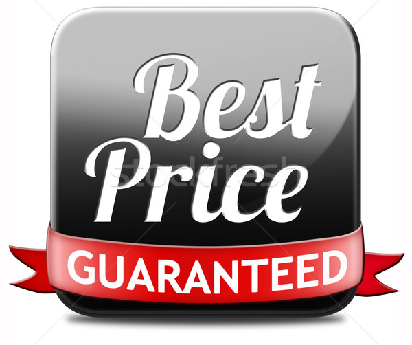 best price guaranteed Stock photo © kikkerdirk