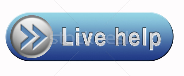 live help Stock photo © kikkerdirk