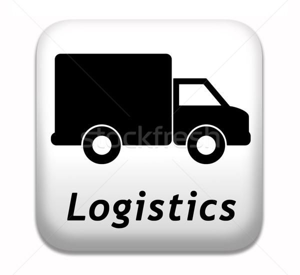 Logistyka transport import eksport globalny Zdjęcia stock © kikkerdirk