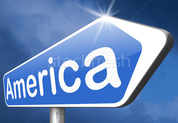 America Stock photo © kikkerdirk