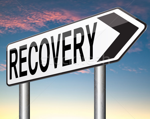 recovery Stock photo © kikkerdirk