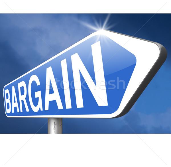 Verkoop koopje best hot prijs Stockfoto © kikkerdirk