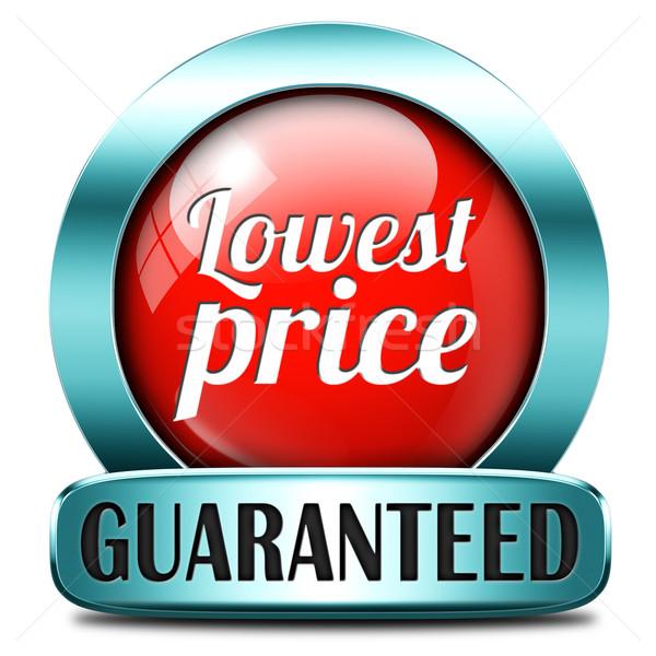 lowest price Stock photo © kikkerdirk