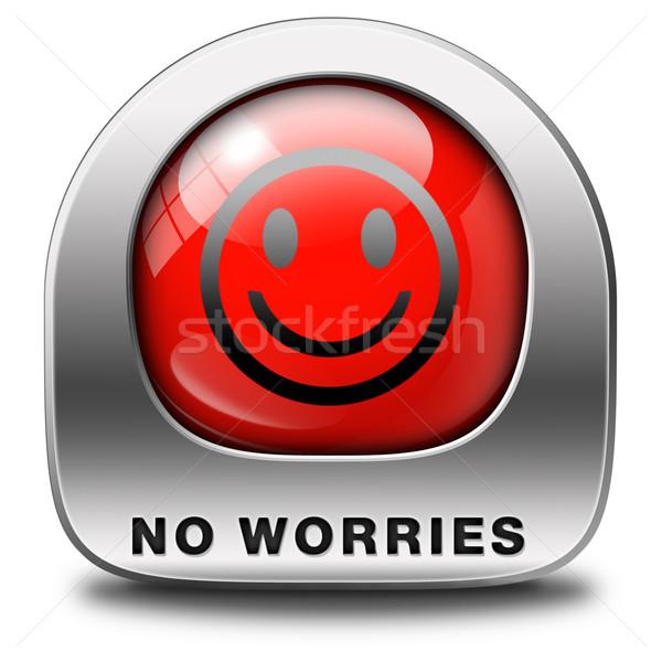 no worries Stock photo © kikkerdirk