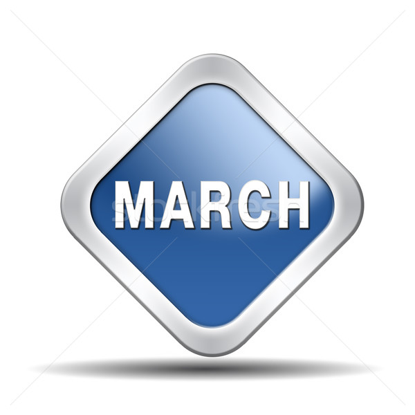 March Stock photo © kikkerdirk