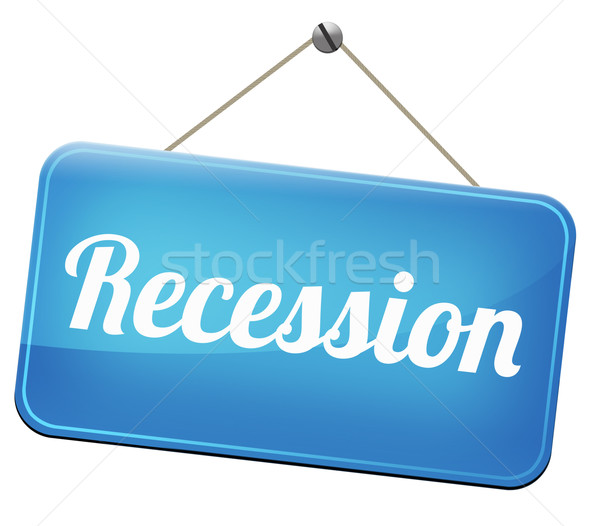 recession Stock photo © kikkerdirk