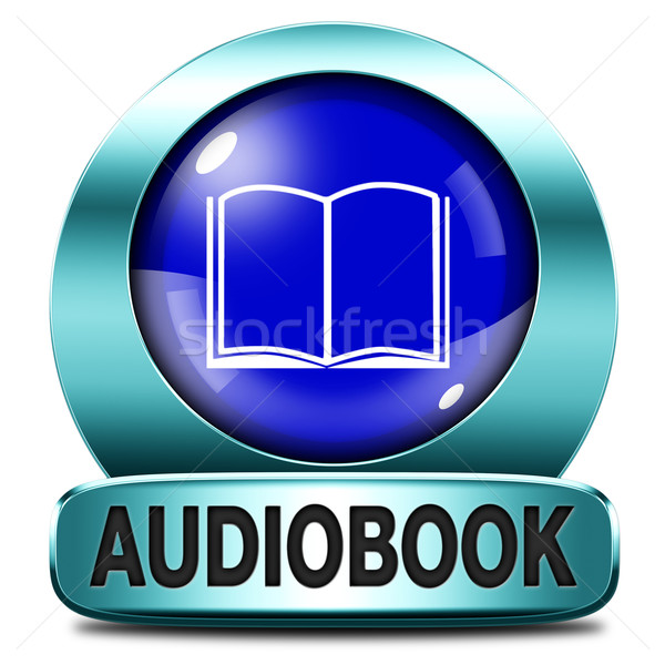 audiobook Stock photo © kikkerdirk