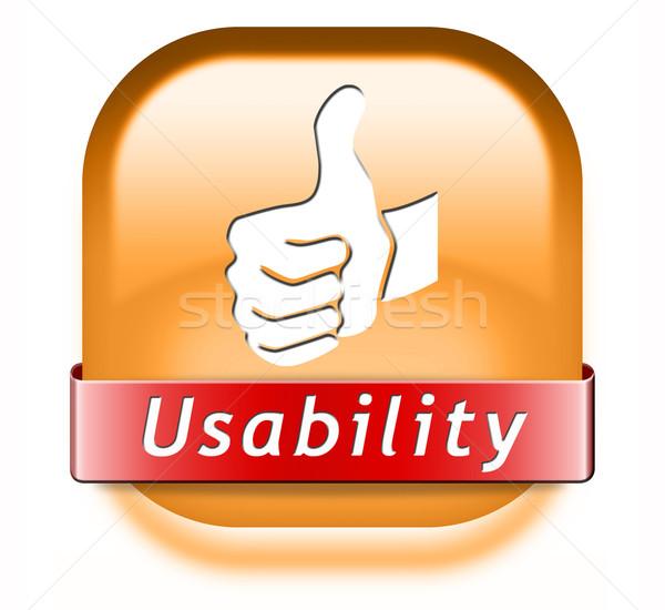 usability Stock photo © kikkerdirk