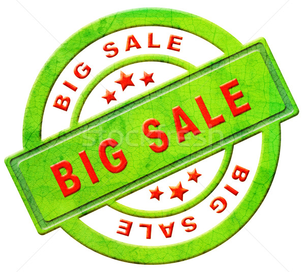 big sale Stock photo © kikkerdirk