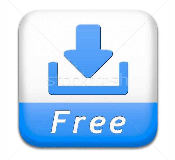 свободный скачать кнопки музыку видео фильма Сток-фото © kikkerdirk