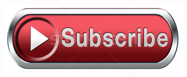 subscription button Stock photo © kikkerdirk