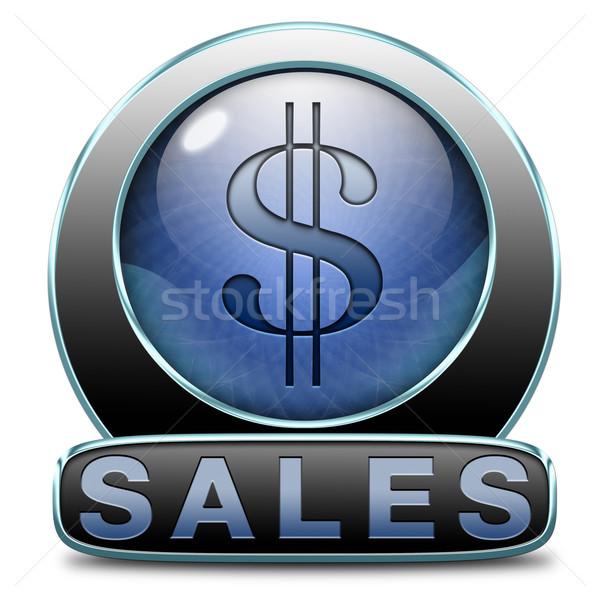 Eladó online vásárlás árengedmény háló bolt alkalmi vétel Stock fotó © kikkerdirk
